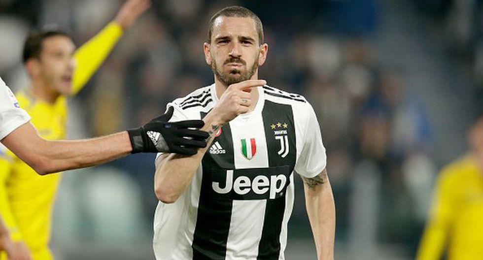 Leonardo Bonucci ha jugado una final de Champions con Juventus. (Foto: Getty)