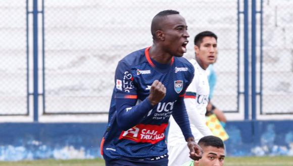 Yorleys Mena se queda en César Vallejo. (Foto: Liga 1)