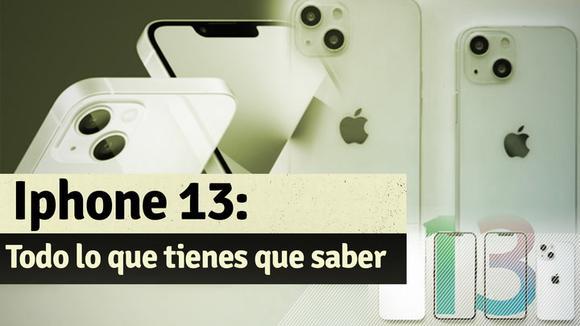 iPhone 13: Características y todos los detalles del nuevo celular de Apple