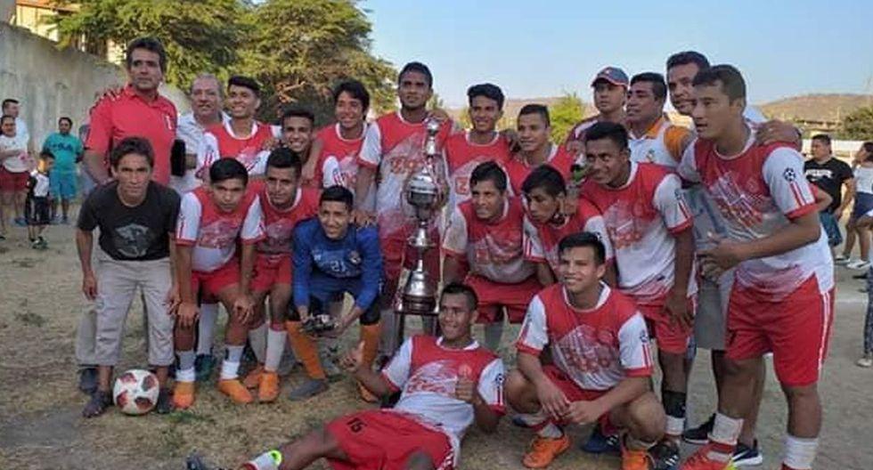 Copa Perú | Club Social Cultural y Deportivo JJ Arquitectura - Lambayeque (Foto: Facebook)