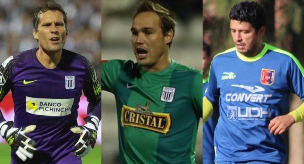 Personajes relacionados al fútbol que incursionaron en la política. (Foto: GEC)