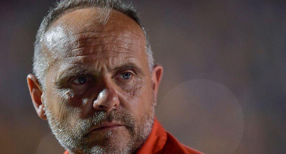 Javier Torrente fue cesado el domingo como DT de Monarcas Morelia. (Getty Images)