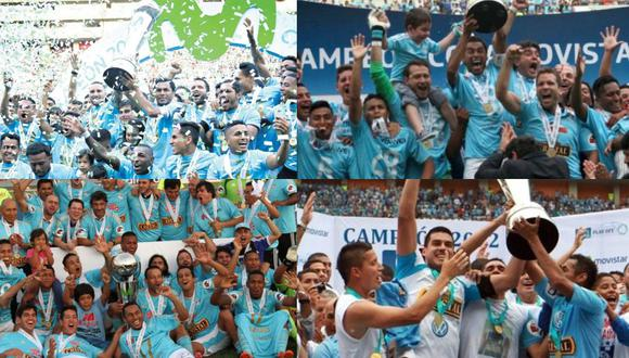 Sporting Cristal es el equipo peruano de la década. (Foto: GEC)