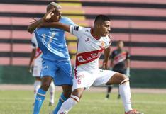 Grau y Llacuabamba necesitaban empatar para ascender y solo remataron 2 veces al arco en todo el partido