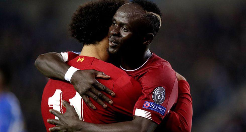 Salah con Egipto, Mané con Senegal y Matip con Camerún serían las bajas por la Copa Africana  de Naciones 2021. (Getty)
