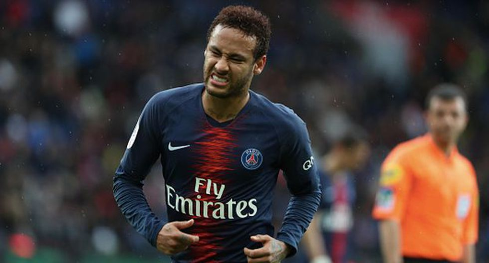 Neymar no ha podido alcanzar la Champions League con PSG. (Foto: Getty)