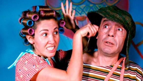 El Chavo del 8 y Doña Florinda protagonizan un sinnúmero de discusiones, con sarcasmos, golpes y apodos. (Televisa)