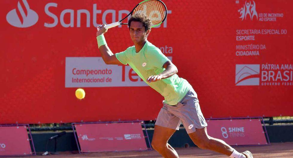 Juan Pablo Varillas es el actual 143 del ranking ATP. (Foto: ATP Challenger Tour)