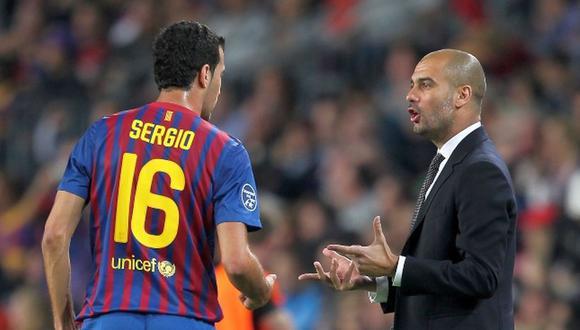 Josep Guardiola dirigió al FC Barcelona entre el 2008 y 2012. (Foto: AFP)