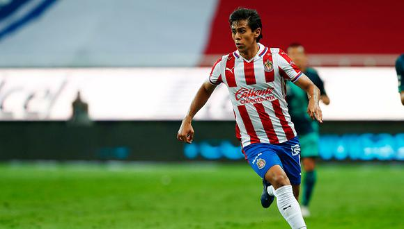 José Juan Macías llegó a Getafe esta temporada en calidad de préstamo (Foto: Getty Images)