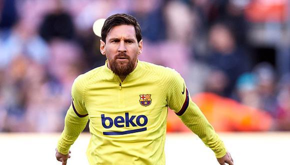 Leo Messi se ha enfrentado al Inter en la presente edición de la Champions League. (Foto: Getty)