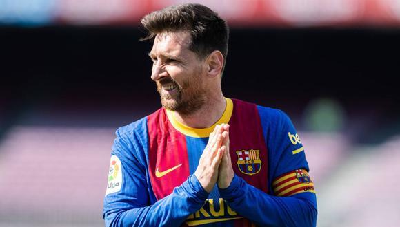 Lionel Messi es jugador libre desde el 1 de julio pasado. (Foto: AFP)