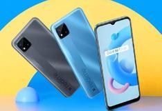 realme C21Y: celular se lanza en Perú y estas son sus características