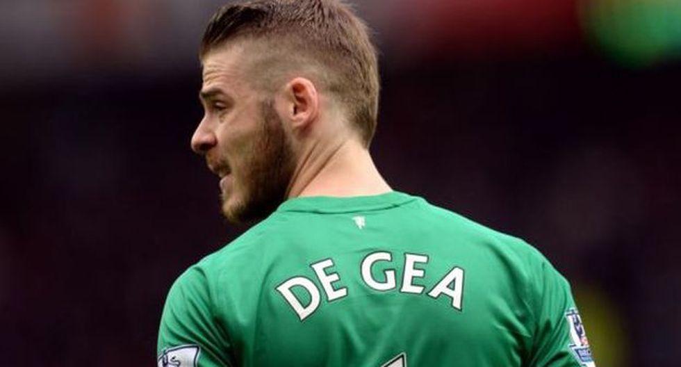De Gea ya no gozo de la confianza de la directiva del Manchester United. (Difusión)