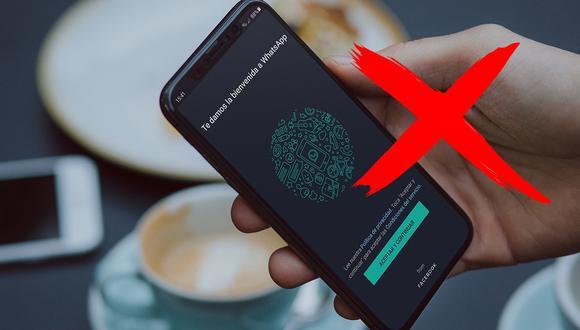 ¿Tienes alguna de estas aplicaciones? ¡Cuidado! Tu WhatsApp puede dejar de funcionar en las próximas horas. (Foto: WhatsApp)