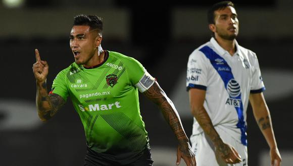 Dario Lezcano sumó su quinto gol en el Torneo Guard1anes 2020.