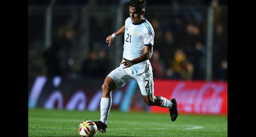 3. Paulo Dybala (Argentina), en 85 millones de euros.(Foto: Getty Images)