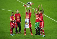 Con Claudio Pizarro como protagonista: Bayern Múnich dejó emotivo saludo por el bicentenario del Perú