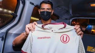Universitario de Deportes: Enzo Gutiérrez llegó a Lima y pasará su cuarentena en Campo Mar