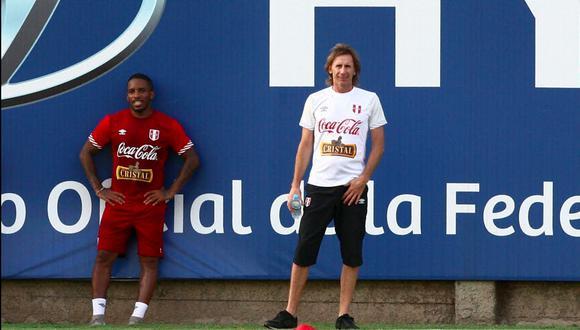 Farfán está aislado del plantel de Alianza Lima hasta que descarte un eventual contagio de COVID-19. (Foto: GEC)