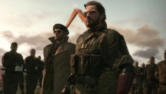 """Steam ofrece los juegos más recientes de """"Metal Gear"""" con 75% de descuento"""