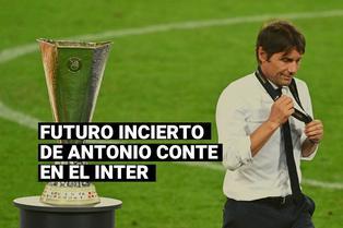 Inter de Milán: ¿Cuál será el futuro de Antonio Conte tras el fin de la temporada?