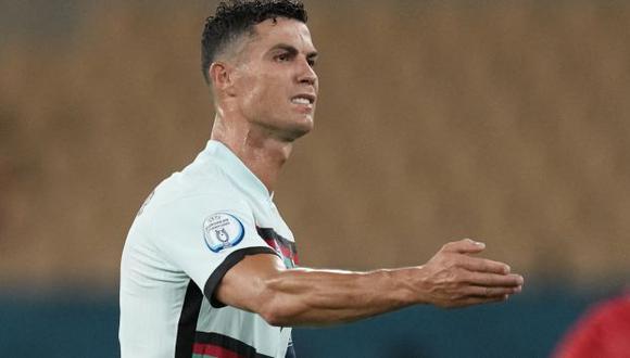 Cristiano Ronaldo es el jugador con más partidos (179) y más goles (109) en la selección de Portugal. (Foto: AFP)