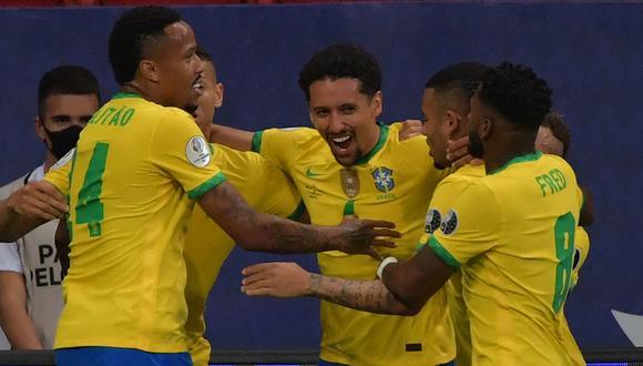 Brasil golea a Venezuela en el inicio de la Copa Oro, Neymar anotó y dio una asistencia.