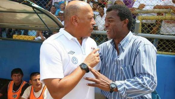 Uribe llenó de elogios a Mosquera (Foto: GEC)