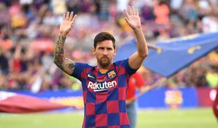 Prensa argentina anuncia que Lionel Messi seguiría en Barcelona