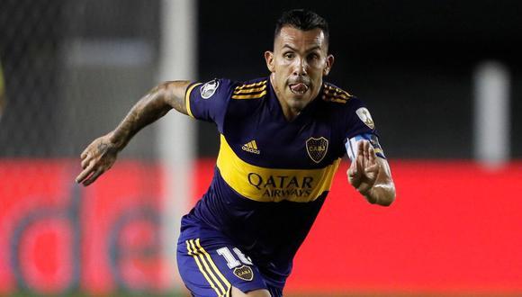 Carlos Tevez también ha jugado en Juventus, Manchester United, West Ham, entre otros. (AFP)