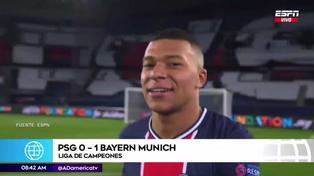 Champions League: PSG avanzó a semifinales pese a caer derrotado ante Bayern Munich