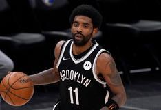 ¡A poco de iniciar la NBA! Kyrie Irving fue apartado de los Brooklyn Nets por negarse a vacunarse