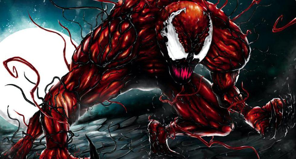 Marvel: se filtran las primeras imágenes de 'Carnage' en Venom 2.