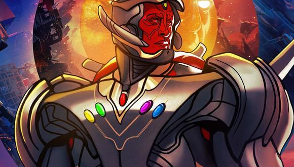 """""""What If...?"""" adelanta que Ultron ha ganado la guerra contra los Vengadores en el capítulo 8. (Foto: Disney Plus)"""