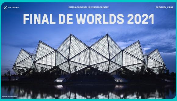 League of Legends define fecha y lugar de Worlds 2021, el Mundial. (Foto: Riot Games)