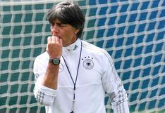 Tras humillante goleada sufrida ante España: Alemania analiza posible salida de Low