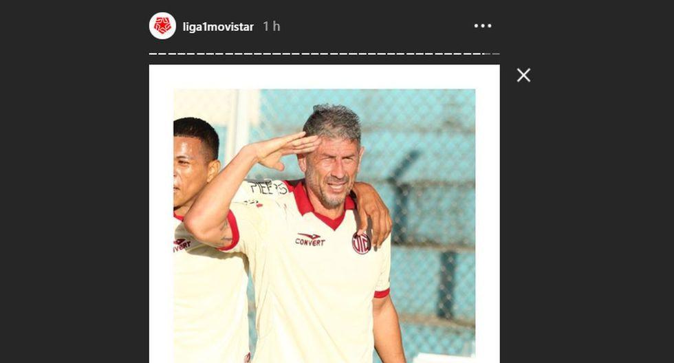 Sergio Almirón - UTC (Foto: Liga 1)