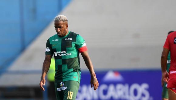 Jefferson Farfán recibió sanción de dos fechas por parte de la FPF (Foto: Liga 1)