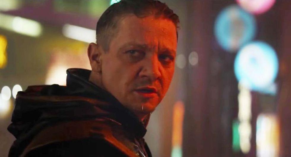 Hawkeye como Ronin