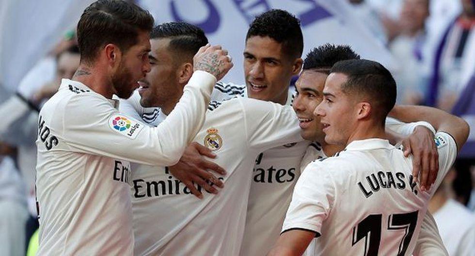 Real Madrid se aseguró a un defensa que haga competencia a Ramos y Varane. (Getty)