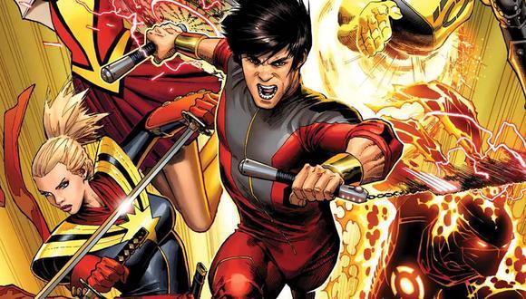 Marvel comparte el traje oficial de Shang-Chi, el nuevo héroe de la fase 4 del UCM. (Foto: Marvel Comics)