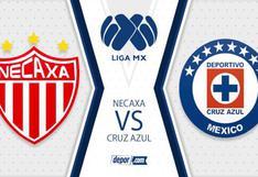 Cruz Azul vs. Necaxa EN VIVO: cómo y dónde ver el duelo por la fecha 3 de la Liga MX