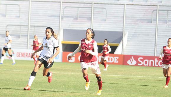 Canales marcó el único gol crema en Copa Libertadores (Foto: Universitario)
