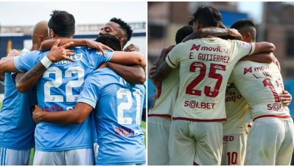 Cristal y Universitario disputaron la última final de la Liga 1. (Foto: GEC)