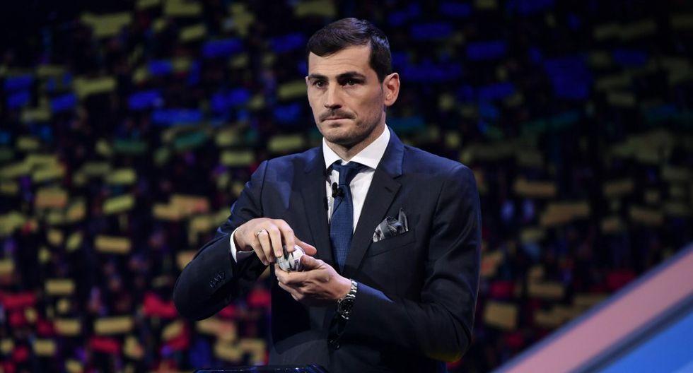 Casillas se alejó del fútbol tras sufrir infarto de miocardio en mayo del año pasado. (Foto: AFP)