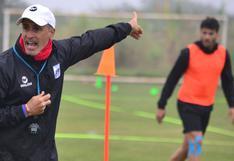 Mannucci quiere dar el golpe: Peirano confía en remontar la llave ante Melgar en la Sudamericana