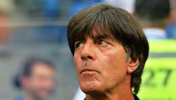 Joachim Löw descartó dirigir a Real Madrid o Barcelona. (Foto: AP)