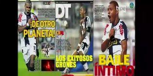 Wilmer Aguirre narra anécdotas de goleada a Estudiantes