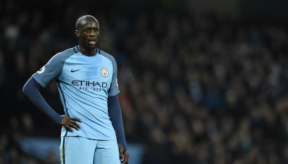 Touré, exjugador de Barcelona y Manchester City, aún no define si seguirá jugando o se retirará del fútbol profesional. (Foto: AFP)